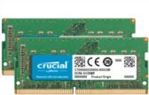 Crucial 16GB DDR4-2400 geheugenmodule 2400 MHz