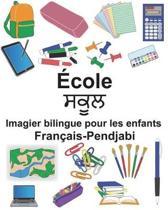 Fran ais-Pendjabi cole Imagier Bilingue Pour Les Enfants