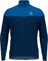 Odlo Midlayer 1/2 Zip Ceramiwarm Element Heren Sporttop