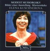 Mussorgsky Bilder; Kuschnerova