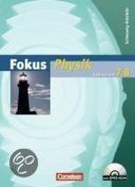 Fokus Physik 7./8. Schuljahr. Schülerbuch mit DVD-ROM. Gymnasium Schleswig-Holstein