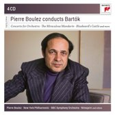 Pierre Boulez - Conducts Bartok