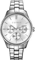 Esprit ES108942001 - Horloge - Dames - Zilverkleurig - Ø 36 mm