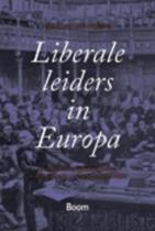 Liberale Leiders In Europa