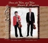Mozart, Bryden: Duos