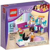 LEGO Friends Andreas Slaapkamer - 41009