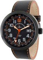 Zeno-Watch Mod. B554Q-GMT-bk-a15 - Horloge