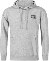 Russell Athletic - Pull Over Hoody SM Logo - Heren - maat S