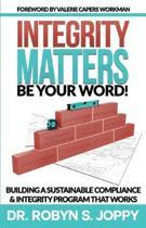 Integrity Matters