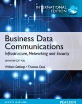 Business Data Communications: International Edition