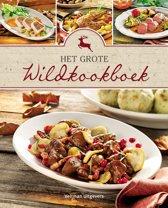 Boek cover Het grote wildkookboek van Sylvia Winnewisser (Hardcover)