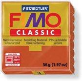 Fimo Classic terracotta 56GR 8000-74