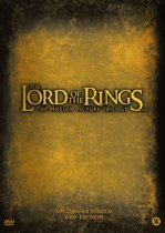Lord Of The Rings Extended Editions Trilogy