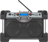 Bouwradio Rockhart BT - Bluetooth - Dab+ Radio
