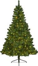 Everlands - Imperial Pine - Kunstkerstboom 240 cm hoog - Met energiezuinige LED lampjes