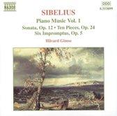 Sibelius: Piano Music Vol.1