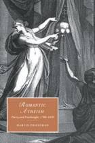 Cambridge Studies in Romanticism