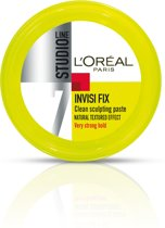 L'Oréal Paris Studio Line Invisi Fix Clean Sculpting Paste - 75 ml - Paste