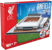Liverpool Anfield Road Stadion 3D puzzel
