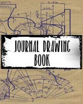 Journal Drawing Book