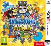 Nintendo 3DS Wario Ware Gold