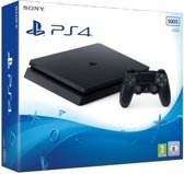 Playstation 4 Slim (Black) 500GB