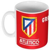 Atletico Madrid Griezmann Mok