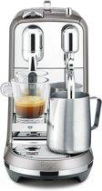 Nespresso Sage Creatista Plus SNE800SHY2ENL1 Smoked Hickory - Koffiecupmachine - RVS
