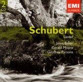 Moore Gerald/Parsons Geoffrey - Schubert Lieder
