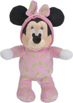 Disney Glow in the Dark - Minnie in romper - 25cm