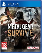 Metal Gear Survive PS4