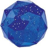 Moses Stuiterbal Diamant Blauw 4,5 Cm