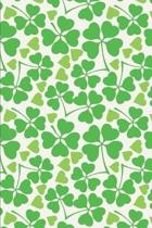 St. Patrick's Day Pattern - Green Luck 21