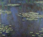 Claude Monet : Nymphéas (1905) Canvas Print