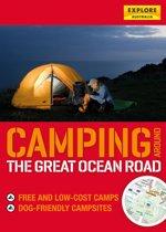 Omslag van 'Camping around the Great Ocean Road'