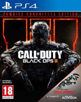 Call of duty: Black Ops 3 Zombie Chronicles HD - PS4 (Incl. 8 Zombies-maps in HD)