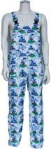 Yoworkwear Tuinbroek polyester/katoen hollandprint maat 50