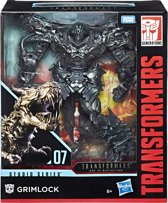Transformers Generations Studio Series Leader Grimlock - Actiefiguur