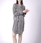 Dames Zijden Pyjama Nachthemd 100% zijde
