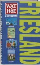 Wat & Hoe reisgids Friesland
