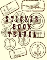 Sticker Book Travel