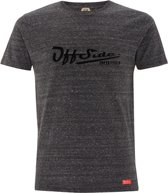 Freestyler .. T-Shirt Regular fit Black - Maat M - Off Side - incl. Gratis rugzak