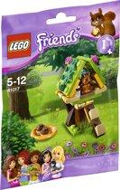 LEGO Friends De Boomhut van Eekhoorn - 41017