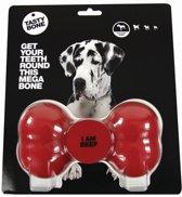 Tasty Bone Piepend Speelgoed - Beef - Mega