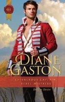 Chivalrous Captain, Rebel Mistress