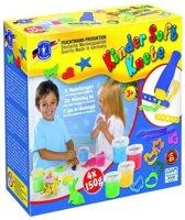 Kinder Soft Knete Klei Fabriek 4 X 150 Gram
