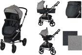 XAdventure -  Inspire - Kinderwagen - Jeans - Grijs