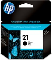HP 21 - Inktcartridge / Zwart (C9351AE)