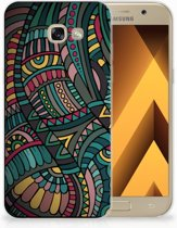 Samsung Galaxy A5 2017 TPU Hoesje Design Aztec