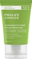 Paula's Choice Earth Sourced Nachtcrème | Hydraterende Moisturizer met Aloë Vera | Alle huidtypen | 60 ml